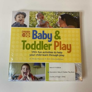 Gymboree Play Book